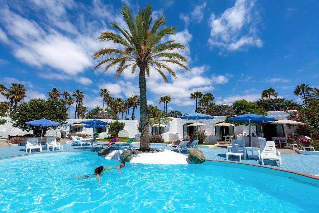 Bungalows Parque Romantico Gran Canaria 2*