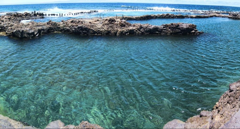 Gran Canaria – Natürliche Meerwasser-Seen