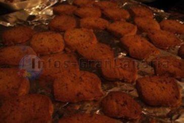 Gran Canaria Rezept: Anis Kekse bzw. Plätzchen