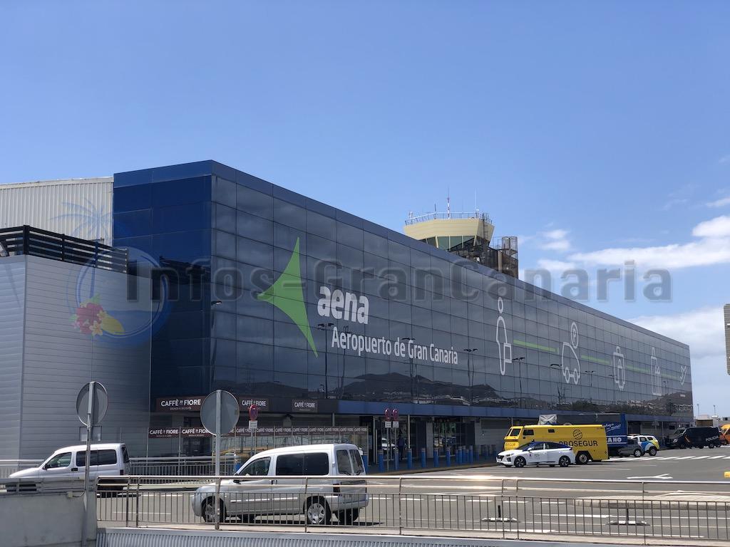 Flughafen / Airport Gran Canaria Grund-Infos