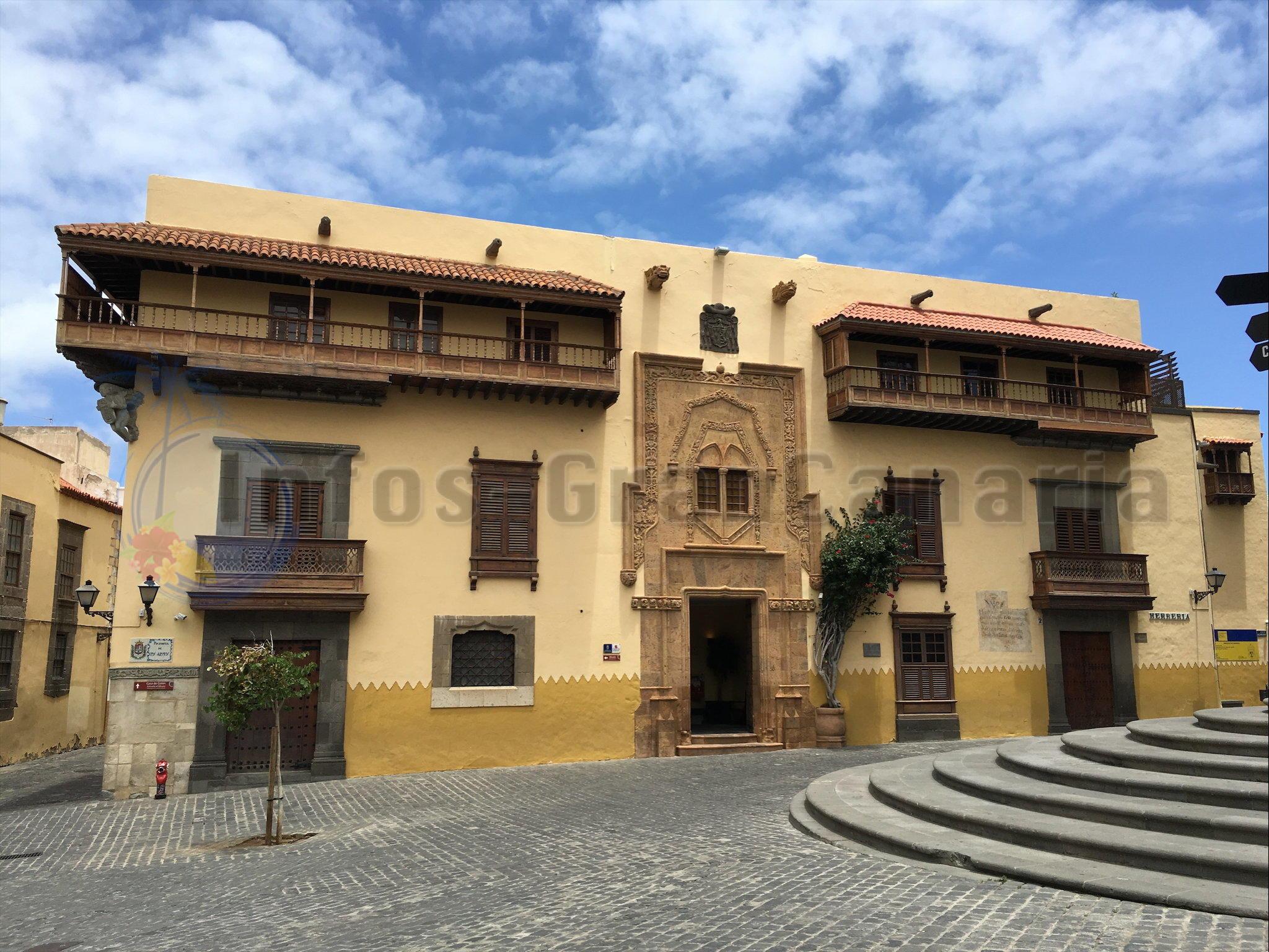 Gran Canaria Ausflug – Das Casa de Colón in Las Palmas