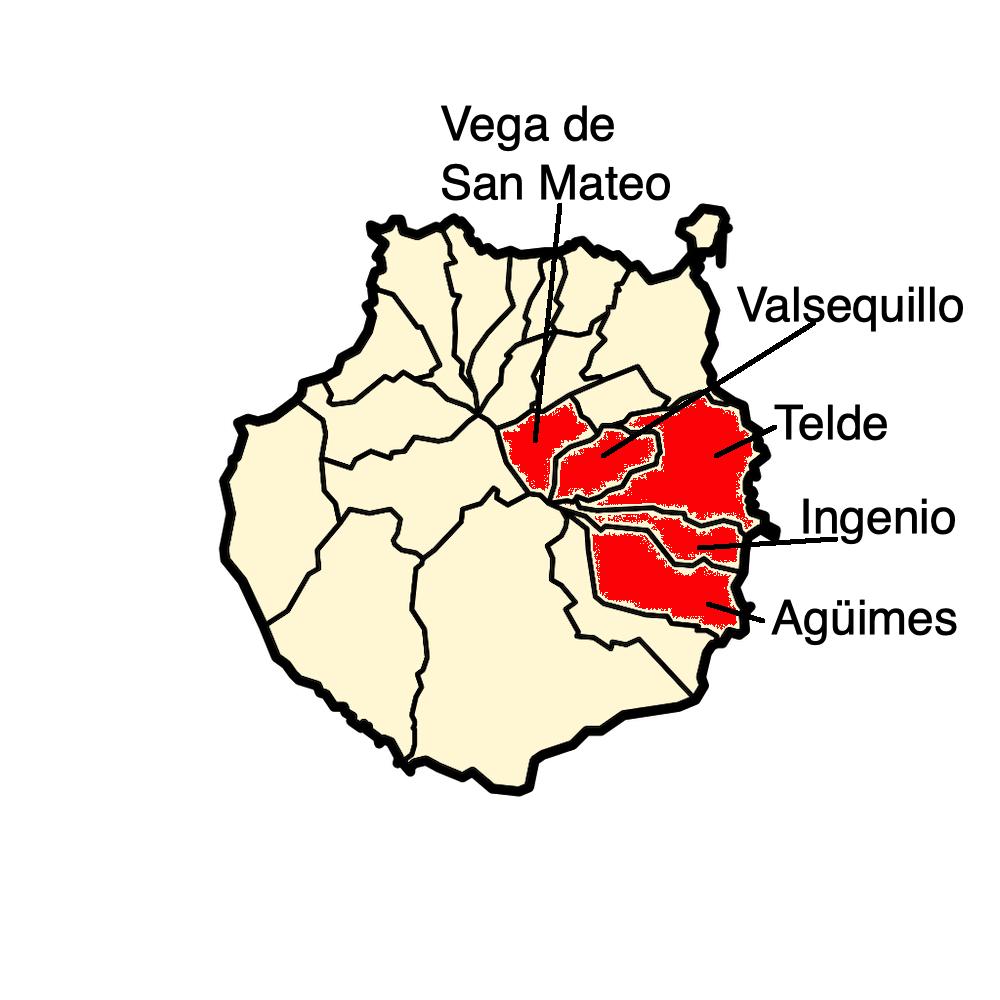 Gran Canaria Ost