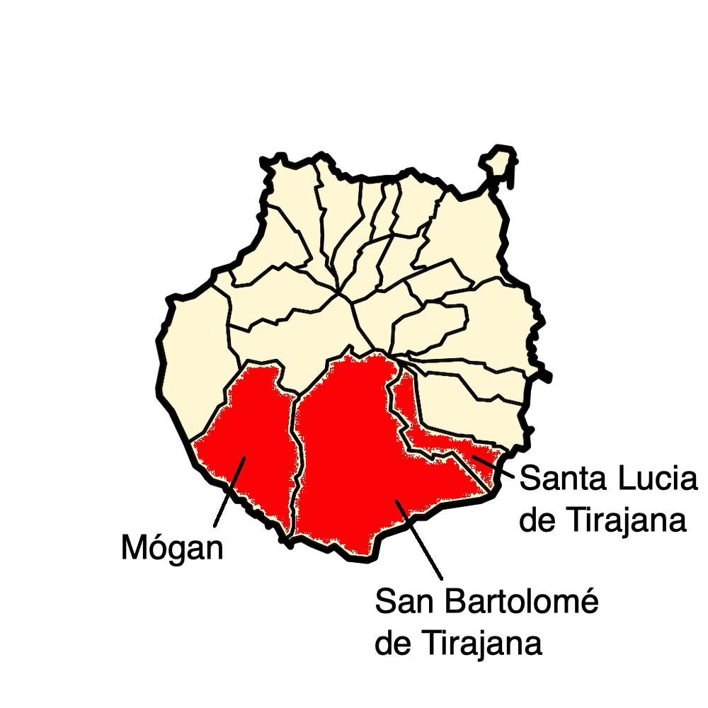 Gran Canaria Süd