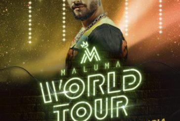 KONZERT: Maluma World Tour 2019