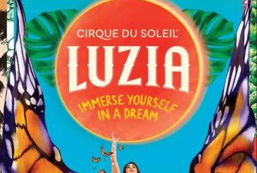 Cirque du Soleil - LUZIA Live auf Gran Canaria