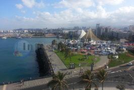 Calimaeinflüsse auf den Kanaren: Las Palmas war gestern der heißeste Ort in Spanien