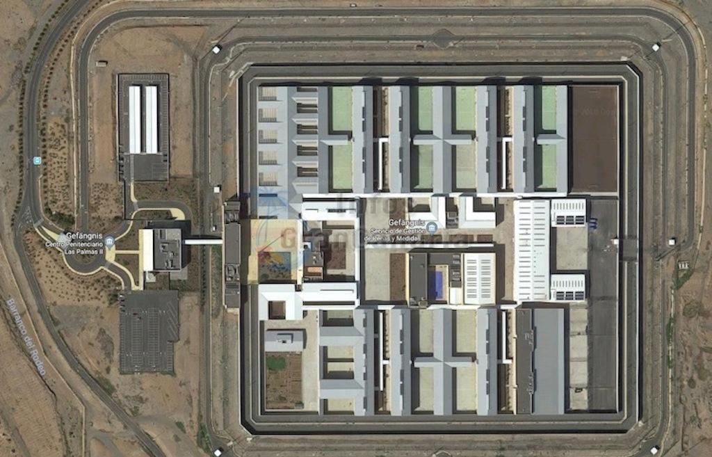 COVID-19 Ausbrüche im Gefängnis Juan Grande und Hospital Insular