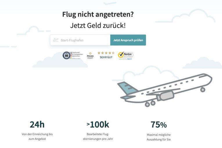 Flug Verkaufen