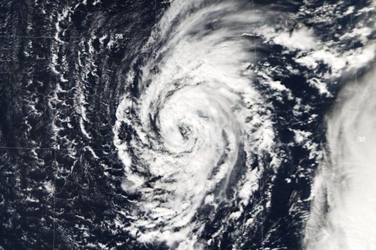 Tropischer Sturm Delta 2005