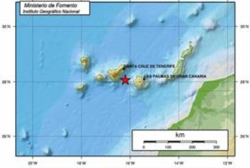Zwei Erdbeben zwischen Gran Canaria und Teneriffa