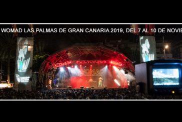 WOMAD 2019 - Las Palmas