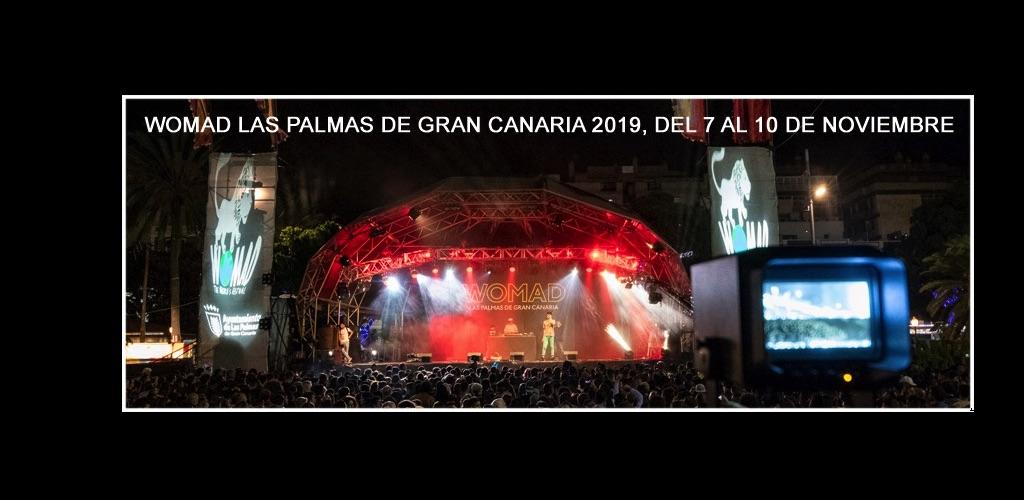 WOMAD Festival Las Palmas - Bild: Facebook Veranstalter