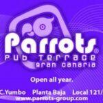 Parrots Pub Terrace Gran Canaria