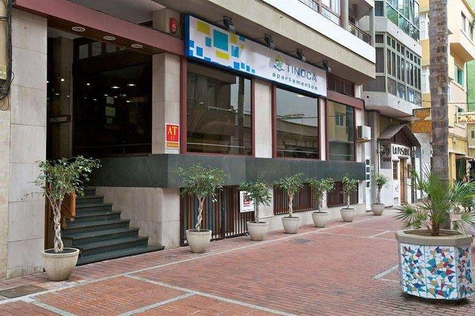 Apartamentos Tinoca 2*