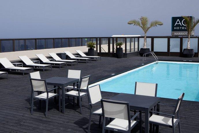 AC Hotel Iberia Las Palmas A Marriott Luxury & Lifestyle Hotel 4*