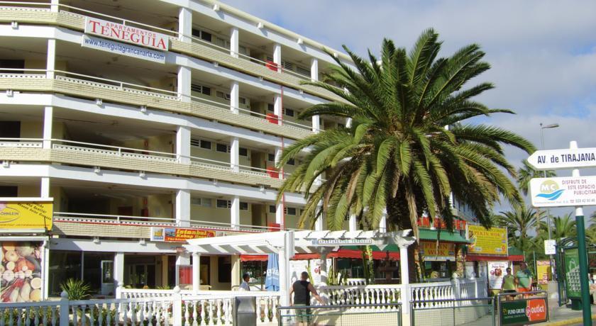 Apartamentos Teneguia