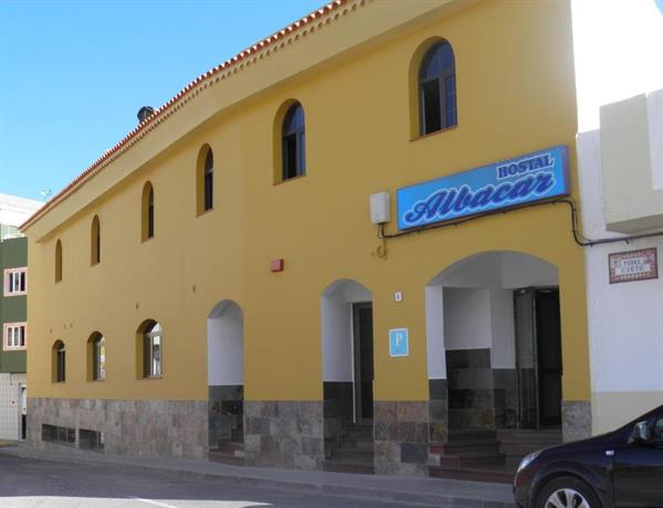 Hostal Albacar Melenara