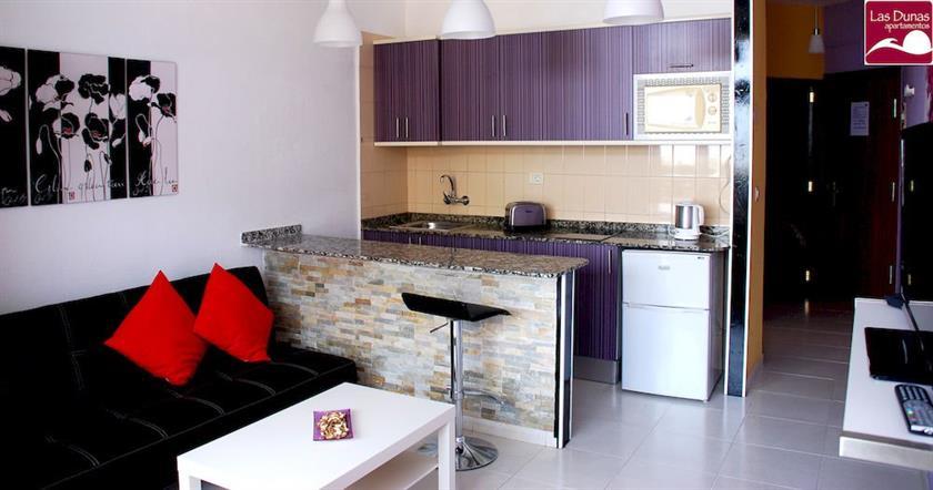Apartments Las Dunas 3*