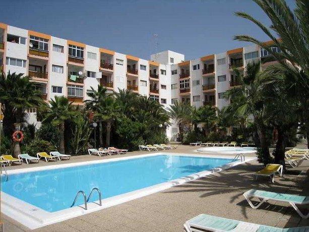 Apartments Alegranza II 1*