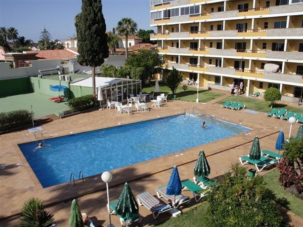Apartments Los Tilos 2*