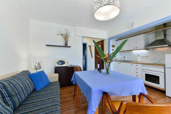 Apartments El Paseo 3*