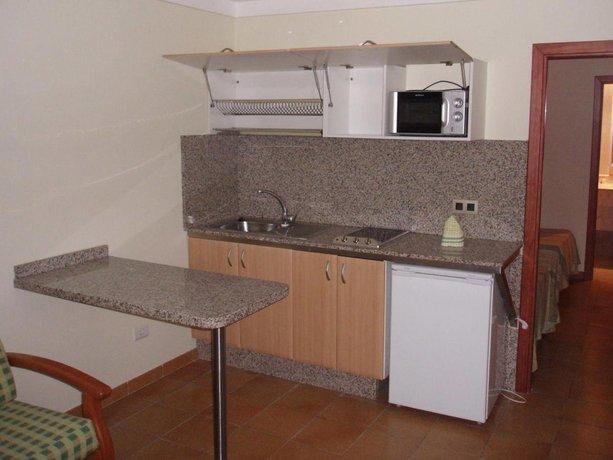 Apartments Rocamar 2*