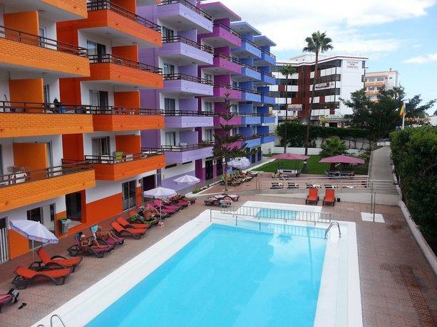 Apartments Las Gacelas 2*