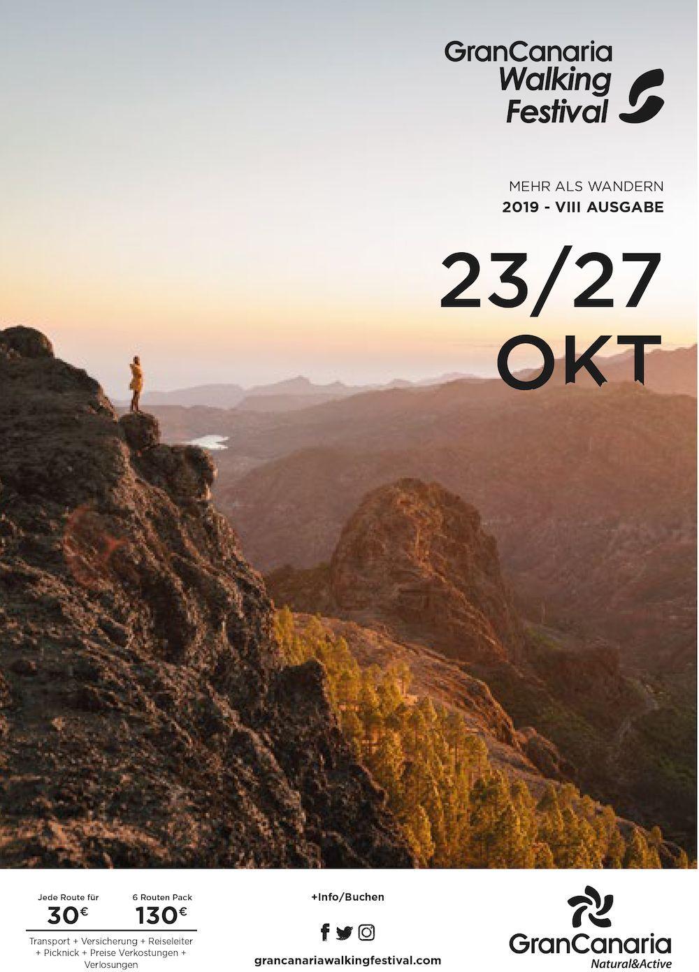 Gran Canaria Walking Festival 2019