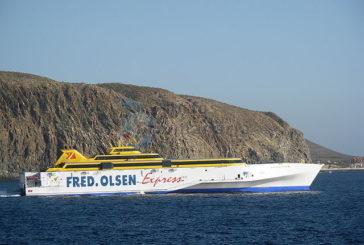 Kanarische Regierung schuldet Fred Olsen 18 MIO Euro!