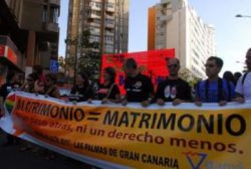 Gaypride in Las Palmas 2012