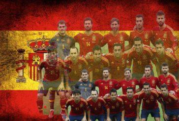 Spanien ist Europameister 2012! Torfestival begann mit Spieler von Gran Canaria
