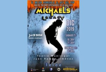 SHOW: Michael's LAGACY