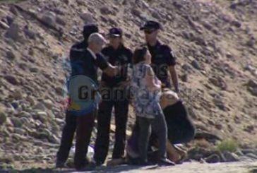 Toter Taucher am Playa del Callo