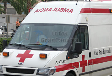 Explosion in Arucas - Mann verliert Bein
