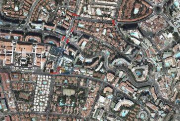 Ab Montag: Av. de España vor dem Yumbo gesperrt