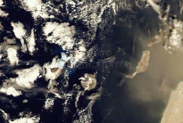 Osten Calima, Westen starke Regenfälle - Der Herbst ist da
