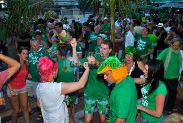 Zum 11. mal St. Patricks Day in Playa del Ingles