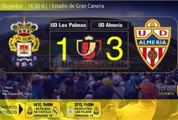 UD Las Palmas nach 25. Minuten im Pokal unter Schock