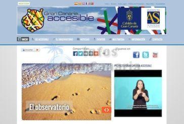 Erste Webseite der Kanaren für Menschen mit Behinderungen gestartet