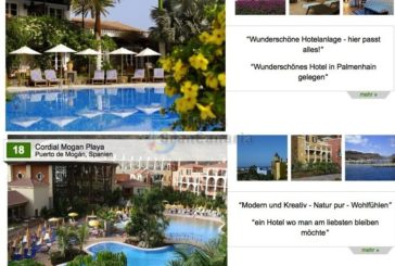 2 Hotels von Gran Canaria in den TOP 25 bei Tripadvisor