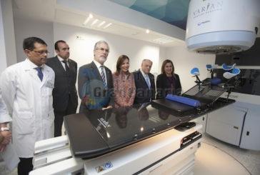 Neue Radioonkologie im Klinikum San Roque in Las Palmas eröffnet