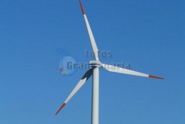 Zweites gigantisches Windrad im Hafen von Arinaga geplant