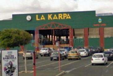 Drive-In-Massenimpfzentrum im La Karpa, Vecindario, ab dem 24. Mai 2021
