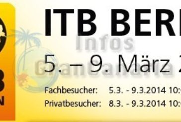 Kanaren werben auf der ITB 2014 um mehr deutsche Gäste