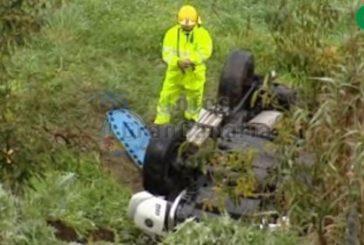 83-Jährige stirbt bei Verkehrsunfall in Valleseco