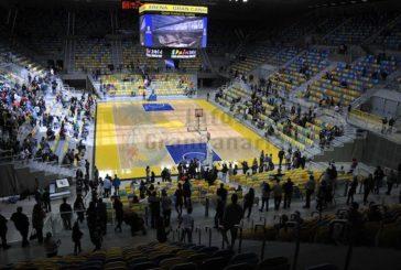 Gran Canaria Arena wurde von 7.000 Menschen bestaunt