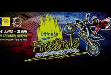 BP Freestyle International in der Gran Canaria Arena