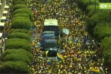 UD Las Palmas steht kurz vor dem Aufstieg, die Canarios feiern schon jetzt