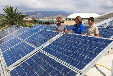 Mehr Solarstrom für das Gemeindeamt in Vecindario, 30% Energieeinsparung