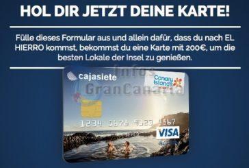 200 € für den nächsten Urlaub auf El Hierro vom Tourismusministerium der Kanaren